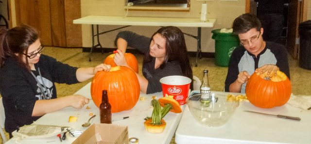 Youth Group Pumpkins-3